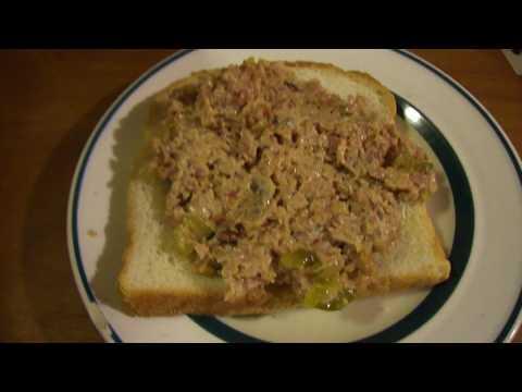 Home made Ham Salad