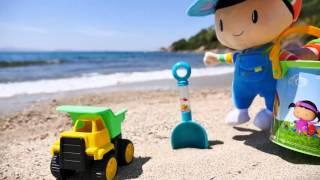 Рыбалка со Свинкой Пеппи и Джорджем Видео для детей