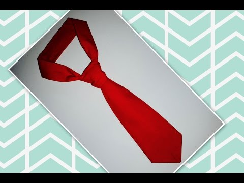 DIY - How to make a Infant/Toddler Neck Tie