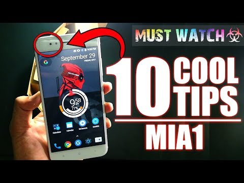10 Hidden Features Of MiA1 | Not-Too-Obvious Mi A1 Tips!