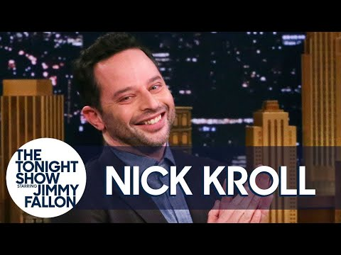 Xxx Mp4 Nick Kroll Shows Off The Many Voices Of His Big Mouth Characters 3gp Sex