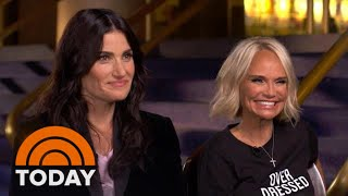 Idina Menzel And Kristin Chenoweth Reminisce About 'Wicked' | TODAY