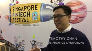 FinTech Festival Highlights Day 3  Interviews with OCBC colleagues