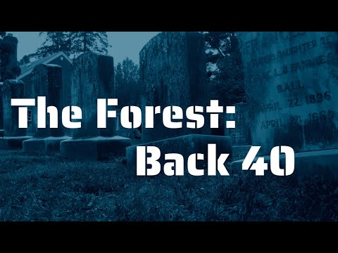 😁    Cox Farms - Fields of Fear - THE FOREST: BACK 40  - (NEW)  2017  ✅