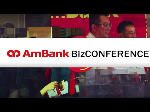 AmBank BizCONFERENCE 2017 Penang - Conference Highlights