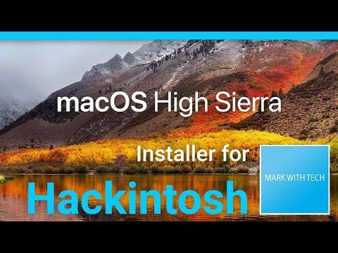 [EASIEST] Hackintosh Create macOS High Sierra 10.13 Installer