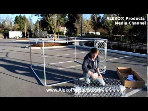 ALEKO® DIY Dog Kennels