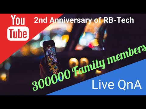 Live QnA , IRCTC Help, Youtube Channel Update , 300K SUBS