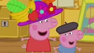 Peppa Pig Full Episodes | Granny and Granpa