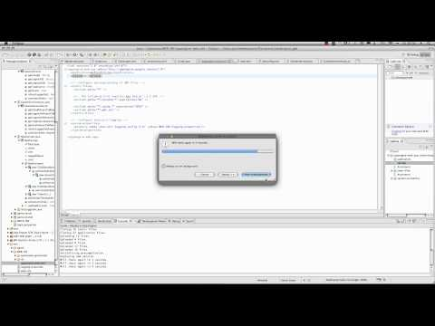 One-Click-Deployment with Eclipse and Google App Engine