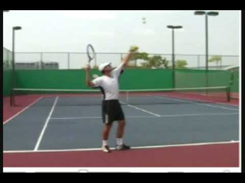 learn how to play tennis quickly