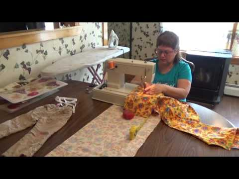 How To Make Easy Double Sided Curtains