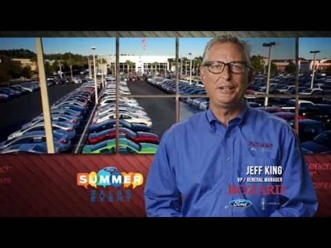 Bozard Ford 2015 Summer Sales Event Commercial 7-2015