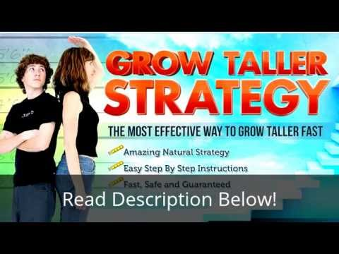 How to Grow Taller Fast - 9 Steps with Pictures