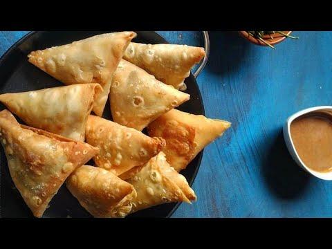 Somosa Recipe Step By Step |समोसा रेसिपी - Samosa Recipe In Hindi |Paneer Samosa Banane Ki Vidhi