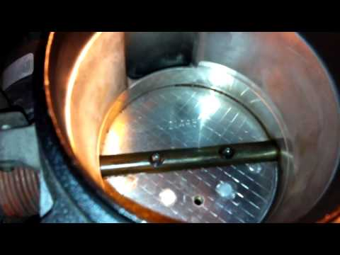 4.3L/5.7L Vortec V6/V8 | Throttle Body Blade Mod | 262/350ci