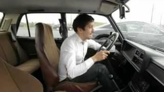 Сравнение двух самых популярных в Москве автомобиля: ВАЗ 2107 и Maserati.