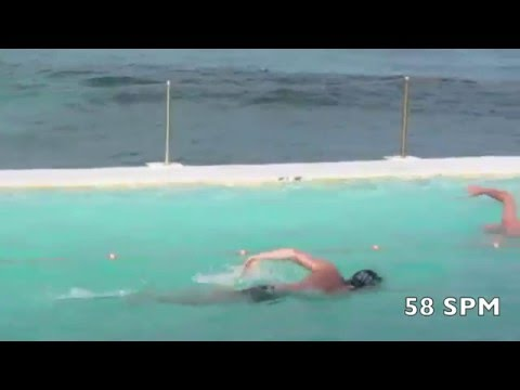 Sea Hiker - Why You Should Swim at New Stroke Rates (Part 1)