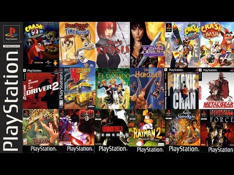 Top 20 PS1-PSX Games to Play on Android Phone-Tablet