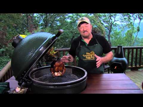 Smoked Chicken and B.G.E. Overview - Cooked on the Big Green Egg