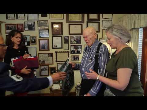 Memories of War: A veteran of Normandy looks back 74 years