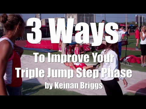 3 Ways to Improve Your Triple Jump Step Phase