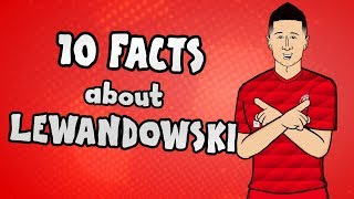 10 facts about Robert Lewandowski you NEED to know! ► Onefootball x 442oons