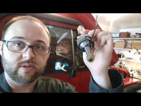 Jeep Wrangler Yj shifter removal ax-15