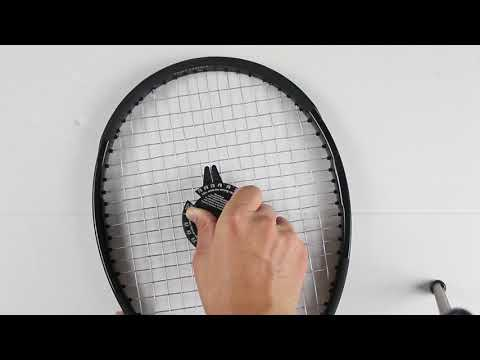Check your Tennis String tension with the Tourna Stringmeter
