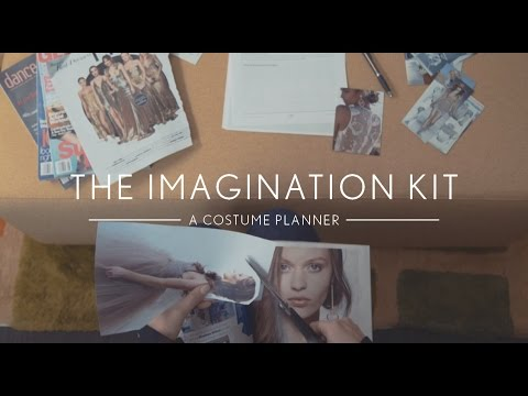 The Imagination Kit - A Costume Planner