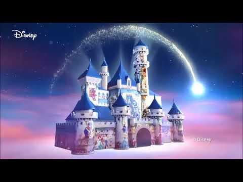 Ravensburger Disney Castle 3D Puzzle 2017
