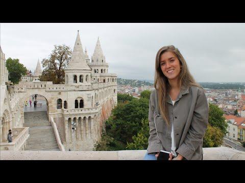 Travel Vlog: PRAGUE, BUDAPEST, VIENNA 2017