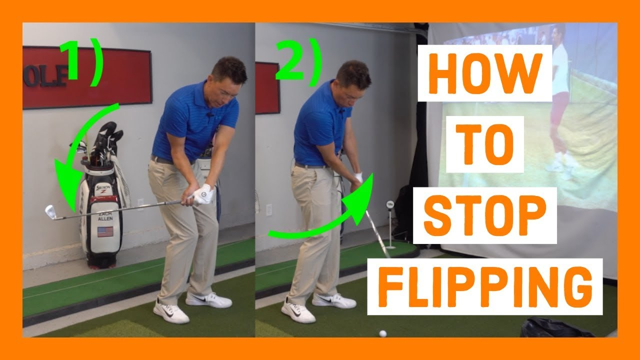 Get Your Hands in Front at Impact (and Stop Flipping)