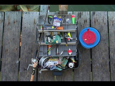GETTING FREE FISHING TACKLE
