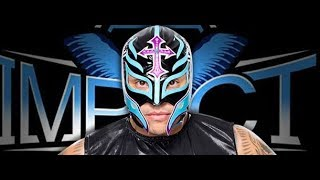 Rey Mysterio Impact Wrestling Debut 2018! Poor RAW Live Event Attendance DX Returns news wwe