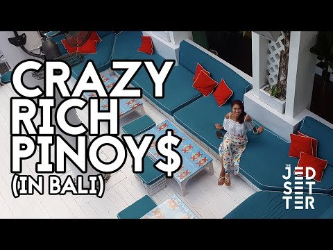 PINOY MILLIONAIRES IN BALI!