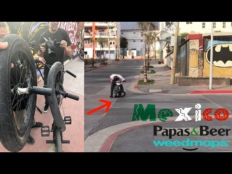 TACO'ING WHEELS IN MEXICO