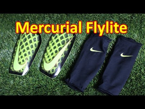 Nike Mercurial FlyLite Shin Guards Review
