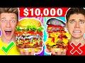 10000 COOK OFF 2 Must See Genius Food Hacks Best Gallium VS Target Hack Wins Challenge