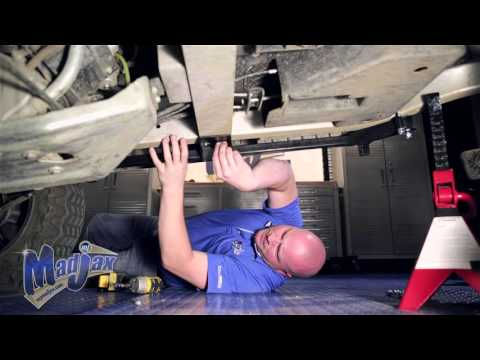 Side Steps for Club Car® Precedent® | How to Install Video | Madjax® Golf Cart Accessories