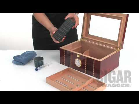 How to set up a humidor by CigarSwagger.com.m4v