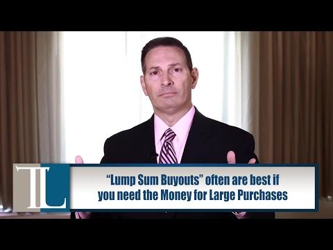 Is A Long Term Disability Buyout Settlement A Good Idea? – Disability Attorney John V. Tucker