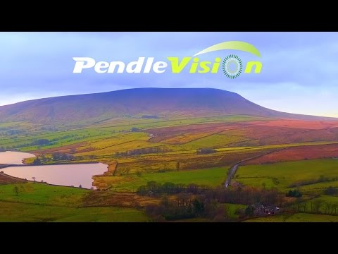 Pendle Vision - Proudly Made in Pendle