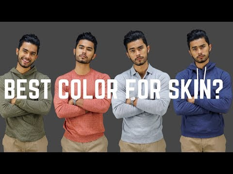 How to Wear The Right Color For Your Skin Tone