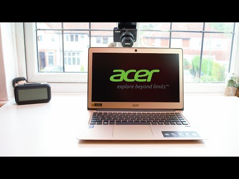 Best £500 Laptop Late 2017 - Acer Swift 3 The Review