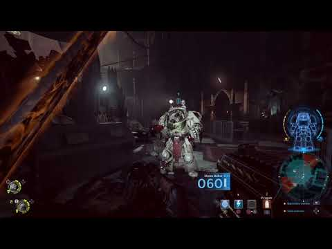Space Hulk: Deathwing Enhanced Edition Gameplay [PS4]