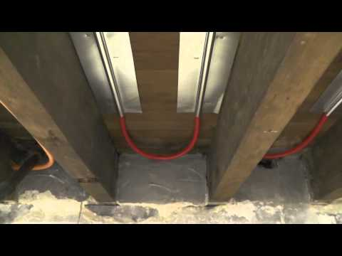 Hydronic Radiant Floor Heat - Installation Lessons Learned