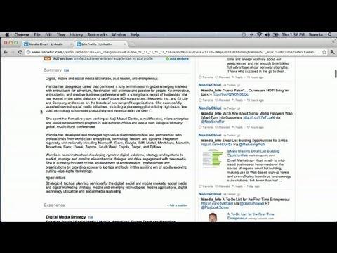 How to Write a Summary for a Linkedin Profile : LinkedIn Basics