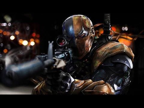 Batman Arkham Origins | VS Deathstroke