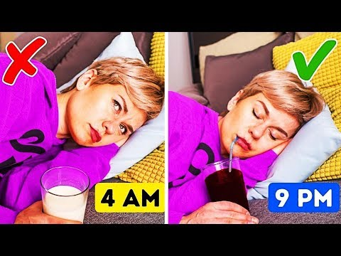 25 WAYS TO HAVE A BETTER NIGHT SLEEP